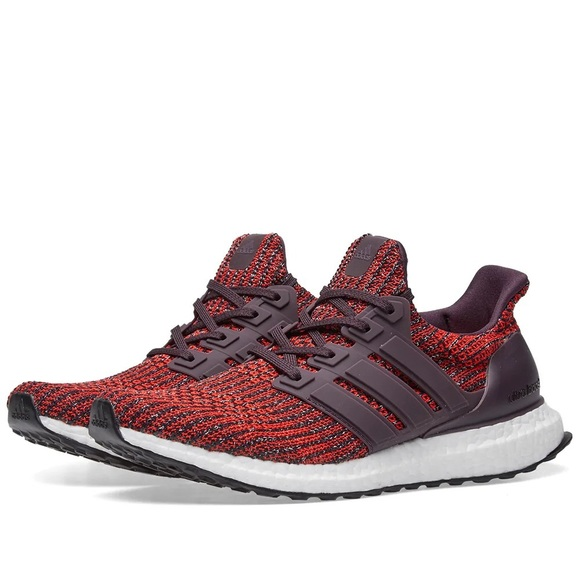 adidas Shoes | Womens Red Ultra Boost